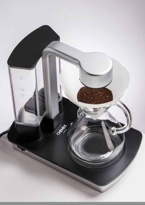 From Manual to Machine, Chemex Unveils the 'Ottomatic' Coffee Brewer | Coffee News | Scoop.it