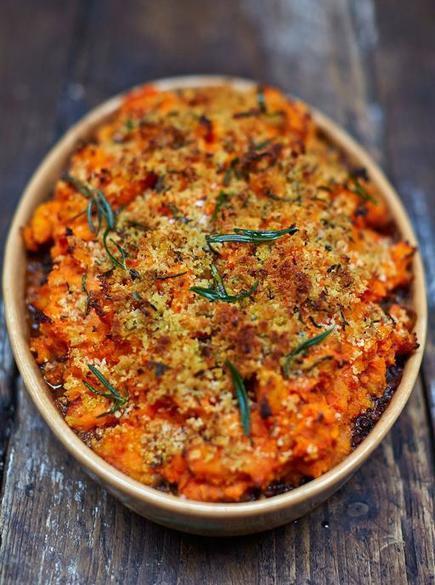 Vegan Shepherds Pie | Vegetables Recipes | Jamie Oliver | My Vegan recipes | Scoop.it