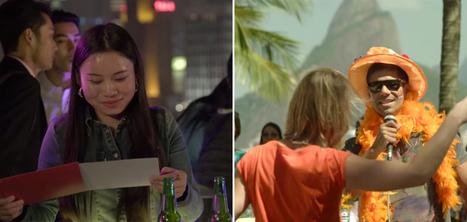 Heineken offre un voyage à des consommateurs tirés au hasard dans le monde | Médias sociaux et tourisme | Scoop.it