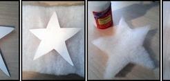 Riciclo Creativo: il filtro del climatizzatore diventa una stella di Natale | Greeny | Scoop.it