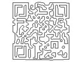 Godel Escher Bach QR Code shadow cube by ... | VIM | Scoop.it