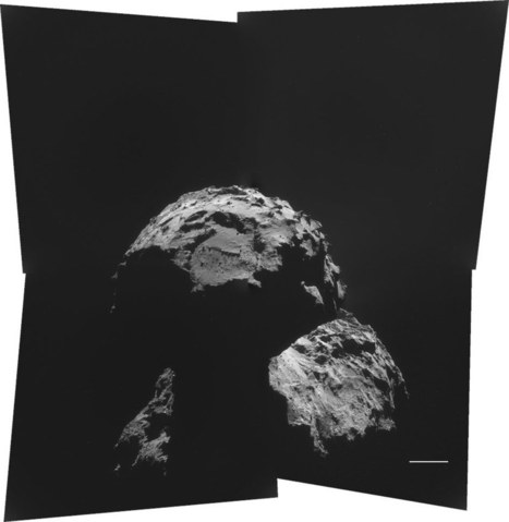 Landing on a Comet, 317 Million Miles From Home | Technologeek | Scoop.it