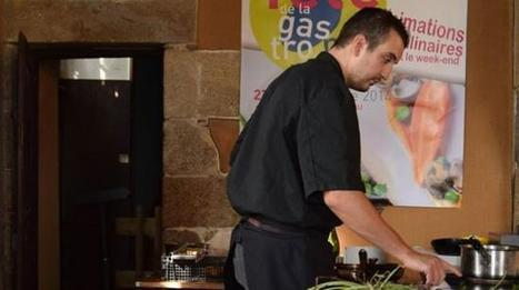 Dans le parc de son château. Ducey fête la gastronomie - Ouest-France | Ducey Tourisme | Scoop.it