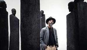 Sculpture : Jems Robert Koko Bi, l'homme trait d'union   Galerie Cécile Fakhoury - Abidjan   Scoop.it