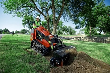 Ditch Witch Launches SK850 Mini Skid Steer | General Construction | Scoop.it