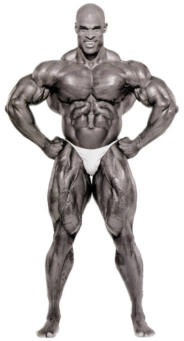 Ronnie Coleman: The Unbelievable | Start Running | workout plateau | Scoop.it
