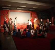 Les Petites scènes : un joyeux vent de folie ! | Dans la CASE & Alentours | Scoop.it