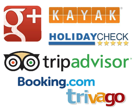 Hotel Reviews: It's a Fact, They're An Integral Part of the Booking Process | Booking | Scoop.it
