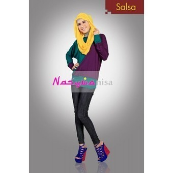 Blus Muslim ~ Salsa | Model Busana Januari 2013 | Toko Online Indonesia | Scoop.it
