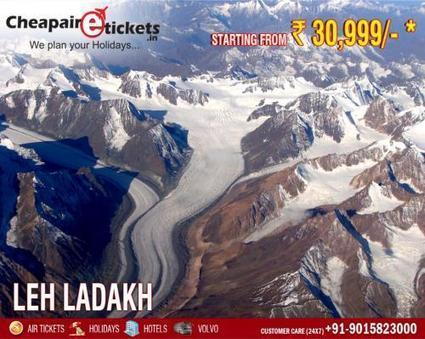 Leh Ladakh Holiday tour from Delh | Kullu Manali tour with cheap airfare | Scoop.it