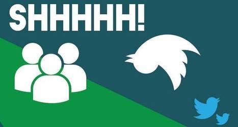 Bienvenida: Llega la opción Mute a Twitter | Comunicación 2.0 | Scoop.it