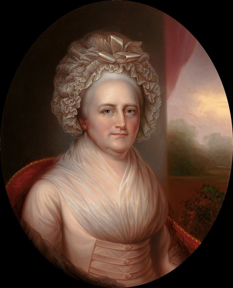How Martha Washington Helped George Stop Worrying | Fabulous Feminism | Scoop.it