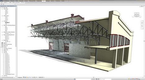 The latest PointSense for Autodesk's Revit building design software will be available soon | BIM Forum | Scoop.it