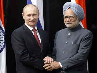 Russia signs $3bn arms deals with India — RT | Gold and What Moves it. | Scoop.it