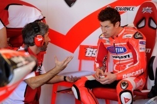 Hayden: Aprilia 'not done deal', 'touchy' to miss new Ducati test | Ductalk Ducati News | Scoop.it