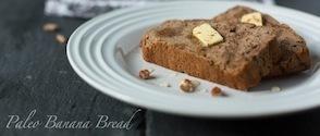 Paleo Banana Bread | Civilized Caveman Cooking Creations | Train healthy, eat clean | Scoop.it