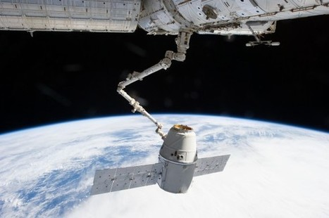 How the Air Force and SpaceX Saved Dragon from Doom | Spacecraft Flight Software | Scoop.it