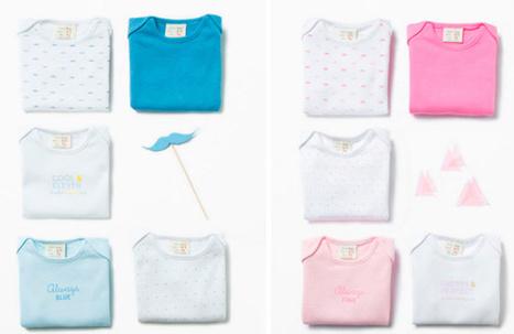 Los niños son listos, las niñas guapas: el polémico mensaje de los 'bodys' de Zara | Genera Igualdad | Scoop.it
