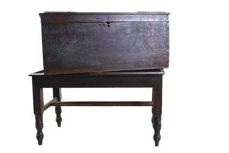 Old World Style Trunk with Stand | old world style furniture | Scoop.it