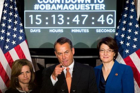 The PowerPoint That Proves It's Not Obama's Sequester After All | Upsetment | Scoop.it