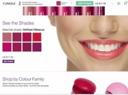 Clinique Expands Mobile Customer Service Features | Digital News | Scoop.it