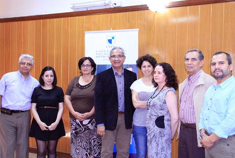 Académico, de Venezuela, Dr. José Villalobos Antúnez exponen sobre revistas científicas en la UTEM | SCImago on Media | Scoop.it