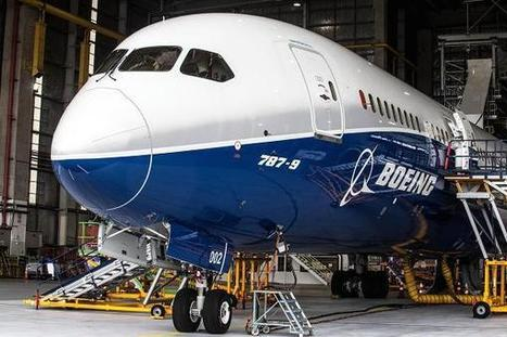 Boeing posts earnings of $1.88 a share vs. $1.57 a share - CNBC.com   Boeing   Scoop.it