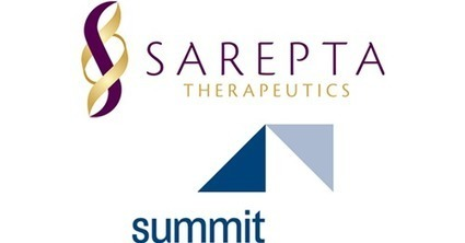 Sarepta Therapeutics and Summit Enter Into Exclusive License and Collaboration Agreement for European Rights to Summit's Utrophin Modulator Pipeline for the Treatment of Duchenne Muscular Dystrophy | Duchenne Muscular Dystrophy Research | Scoop.it