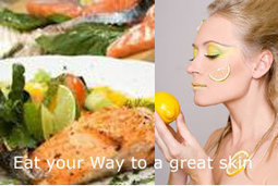 Find out the best food for great skin | The 10 Best Skin Care Products for Women | best skin care products | Scoop.it
