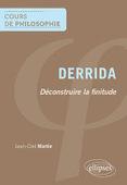 Jean-Clet Martin : Derrida, Deconstruire la Finitude | Coaching | Scoop.it