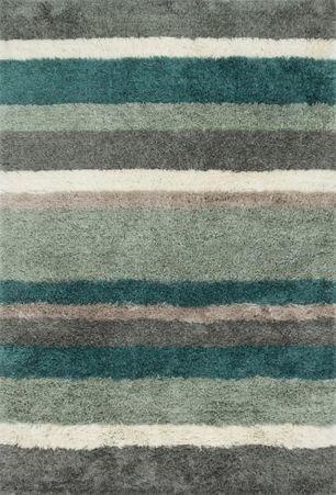 Loloi GARDEN SHAG GN-05 Spa - Multi - Indoor/Outdoor | Traditional Area Rugs | Scoop.it