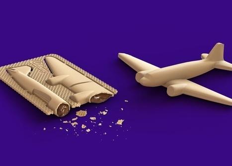 Cadbury crée des maquettes à manger pour les enfants   streetmarketing   Scoop.it