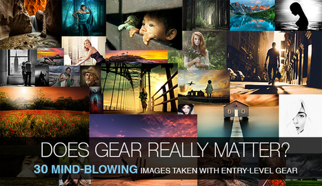 Does Gear Really Matter? 30 Mind-Blowing Images Taken With Entry-Level Gear | ART  | Conceptual Photography & Fine Art | Scoop.it
