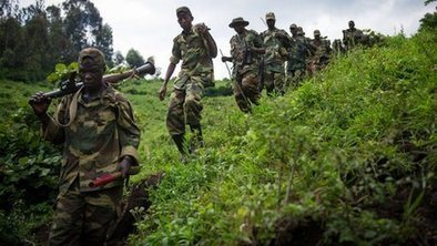 DR Congo's M23 rebels: Rwandan support 'falling' - BBC News | Genecide in the Congo | Scoop.it