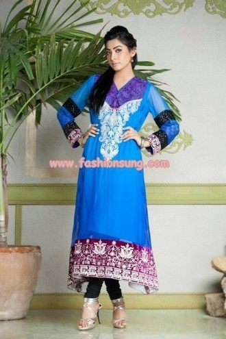 Pure Line Winter Dresses 2013 For Women | Fashion anklets | Scoop.it