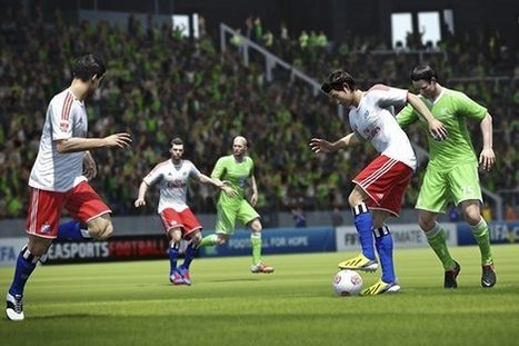 FIFA 14: Dynamic Players That Gamers Will Love to Utilize in Latest Edition - Bleacher Report   lionel messi goals and skills HD 2013   Scoop.it