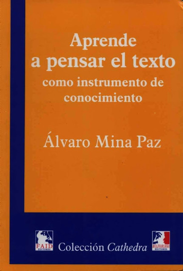 Libro -  Aprende a pensar el texto | Posibilidades pedagógicas. Redes sociales y comunidad | Scoop.it