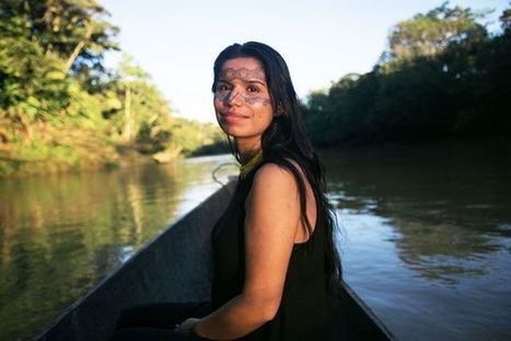 Act: How These Women Are Saving The Amazon | Rainforest EXPLORER:  News & Notes | Scoop.it