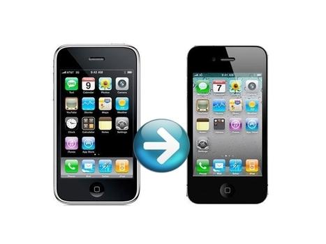 Transférer son ancien iPhone vers le nouveau | Vie pratique | Scoop.it