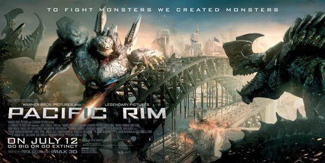 Randy Finch's Film: How Transmedia Storytelling Might Have Saved the World (Or at Least the Opening Weekend of Pacific Rim) | Transmedia: Storytelling for the Digital Age | Scoop.it
