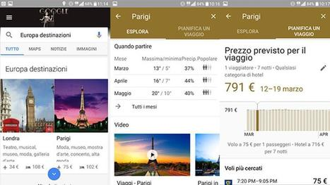 #turismo Arriva Destinations, l'agenzia di viaggi made in Google | Hospitality Webmarketing, social e distribuzione on line | Scoop.it