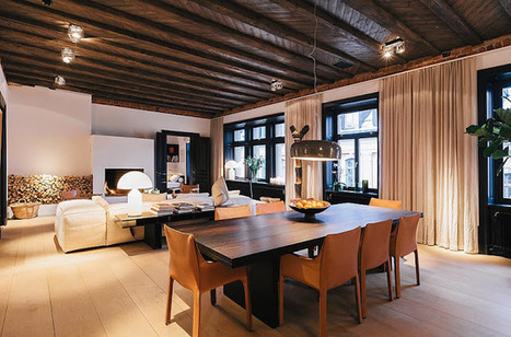 Two Story Penthouse in Sweden | Interior design | Scoop.it