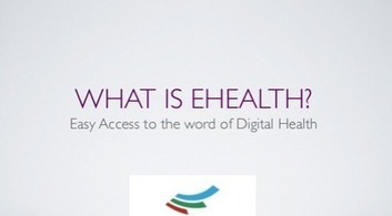 eHealth - the Introduction | eHealth - Social Business in Health | Scoop.it