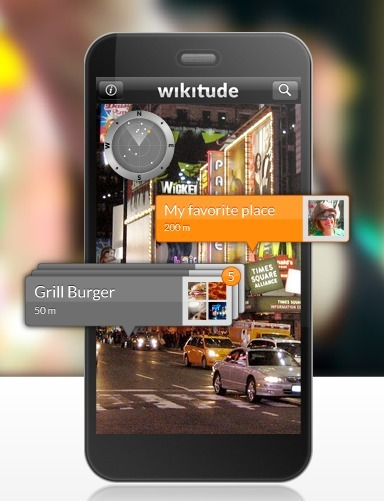 App - Wikitude | Tools for Learners | Scoop.it