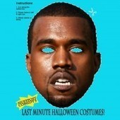 Calling all procrastinators: These are the best Halloween costumes you can print | Controversial Communication | Scoop.it