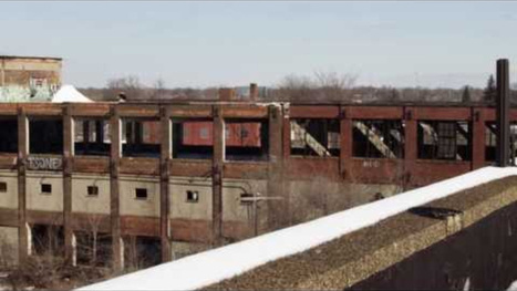 Skiing in abandoned Detroit buildings is coolest thing you'll see today | Detroit Dispatch | Scoop.it