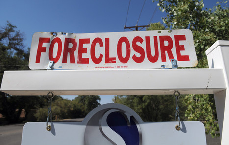 Foreclosure task force makes recommendations - Albuquerque Journal | real estate | Scoop.it