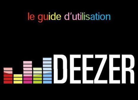 Guide d'utilisation Deezer - NetPublic | TICE & FLE | Scoop.it