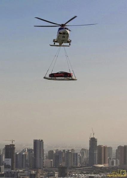 أرت مكشوف | عالم على المكشوف: فقط في دبي أغرب ما يمكن أن تشاهده | zoomarabic | Scoop.it