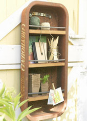 Re-purposed wagon as an organizer for your potting bench. | DIY | Scoop.it